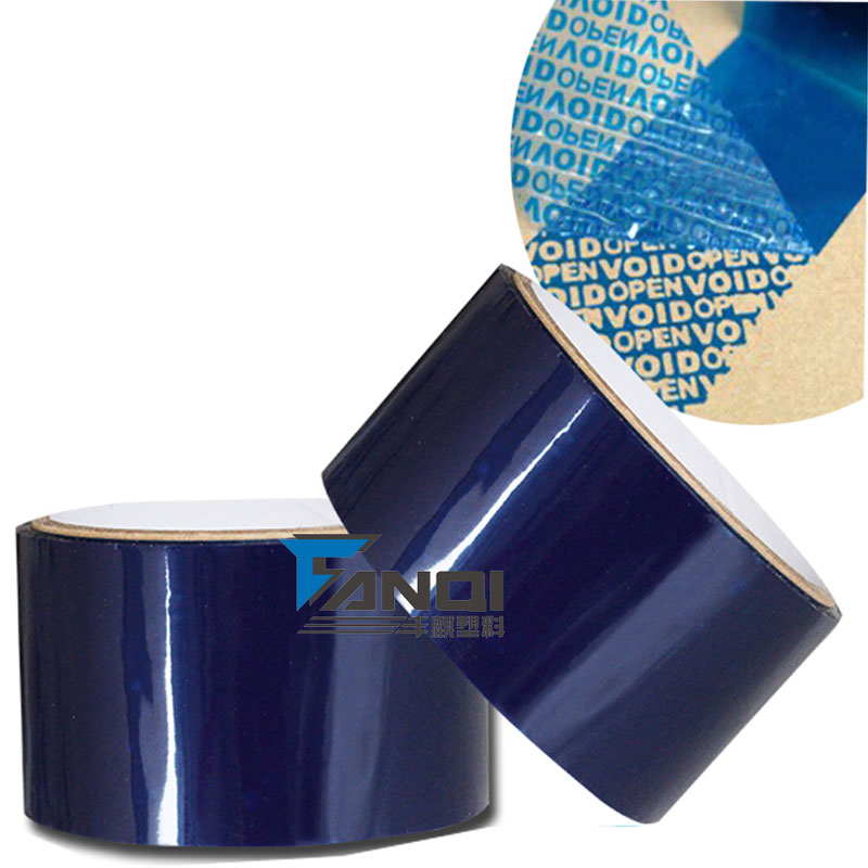 Tamper Evident Packaging Tape